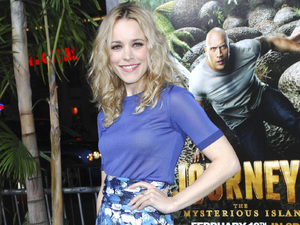 Rachel McAdams The Los Angeles Premiere of 'Journey 2: The Mysterious Island' held at The Grauman's Chinese Theatre - Arrivals Los Angeles, California