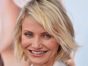 "Cameron Diaz Screening of 'What To Expect When You're Expecting"" - Arrivals New York City, USA"