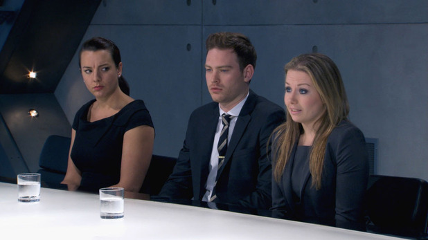 The Apprentice Episode 8: Jade, Tom and Laura