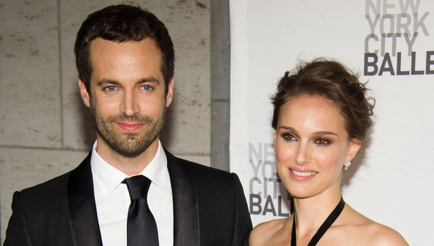 Benjamin Millepied and Natalie Portman, New York City Ballet Spring Gala