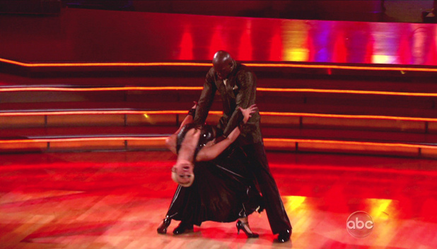 Dancing With The Stars Week 8