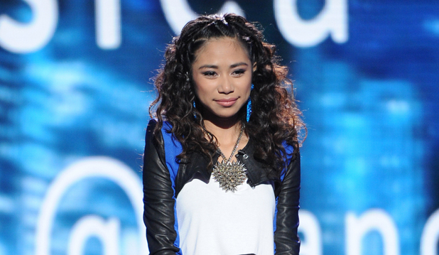 'American Idol' Top 4: Jessica Sanchez