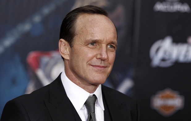 Clark Gregg at 'The Avengers' LA premiere - April 2012