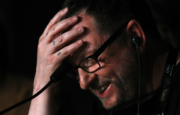 Controversial filmmaker Lars von Trier makes a Nazi gaffe at the press conference for Melancholia in 2011.