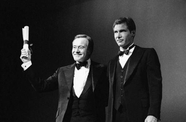 Harrison Ford and Jack lemmon