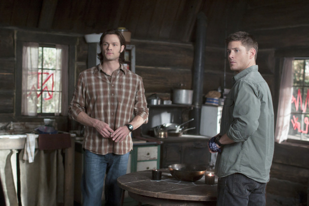Supernatural S07E22: 'There Will Be Blood'