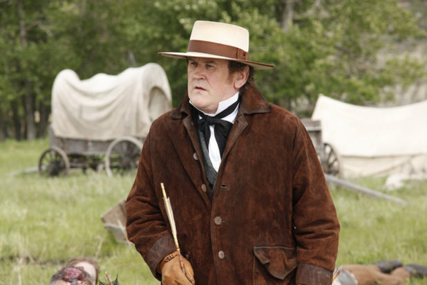 Hell on Wheels, Colm Meaney