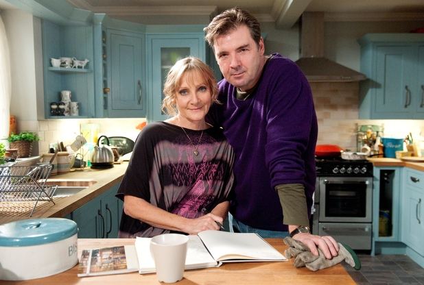 Starlings - Brendan Coyle as Terry, Lesley Sharp as Jan