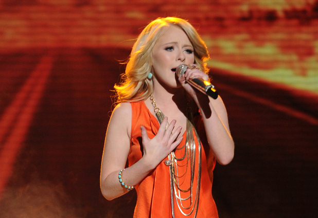 'American Idol' Top 4: Hollie Cavanagh