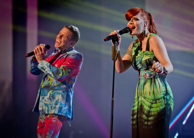 The Voice UK: Scissor Sisters perform