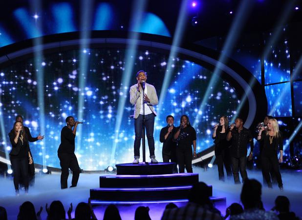 American Idol: Top 4 - Joshua Ledet