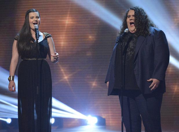 Britain's Got Talent Semi Final: Jonathan and Charlotte