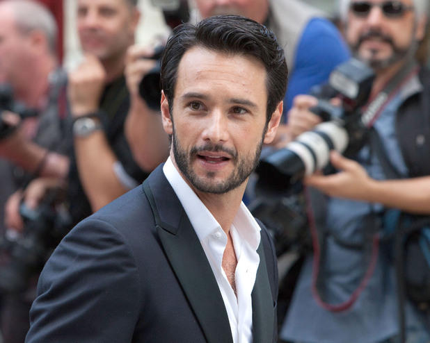 Rodrigo Santoro : 36th Annual Toronto International Film Festival - 'Machine Gun Preacher' premiere arrival at the Roy Thomson Hall: Toronto, Canada - 11.09.11