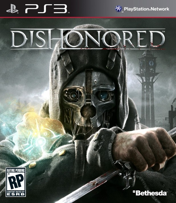 'Dishonored' box art