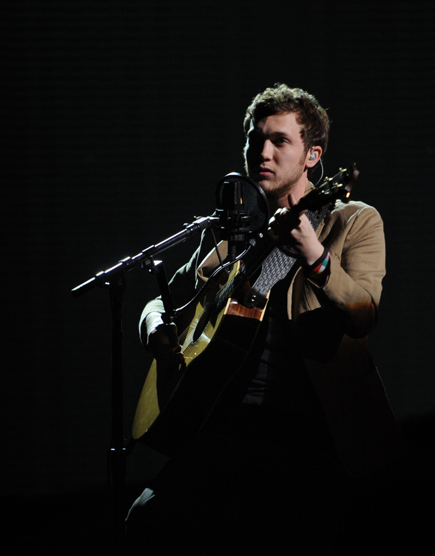 'American Idol': The Top 4 - Phillip Phillips