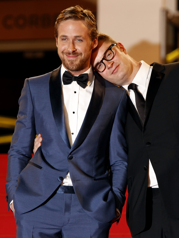 Ryan Gosling and Nicolas Winding Refn Drive