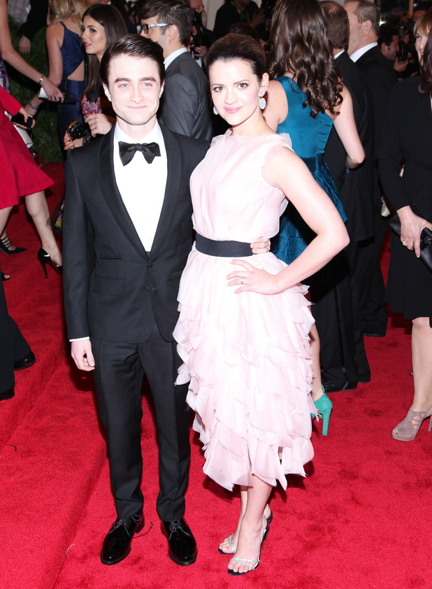 Daniel Radcliffe and Rose Hemingway