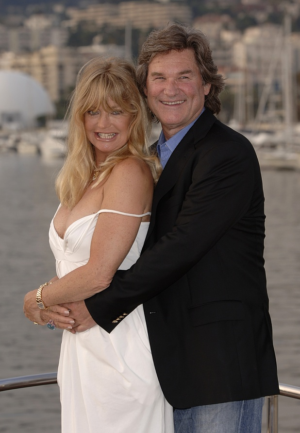 Goldie Hawn and Kurt Russell Ashes to Ashes