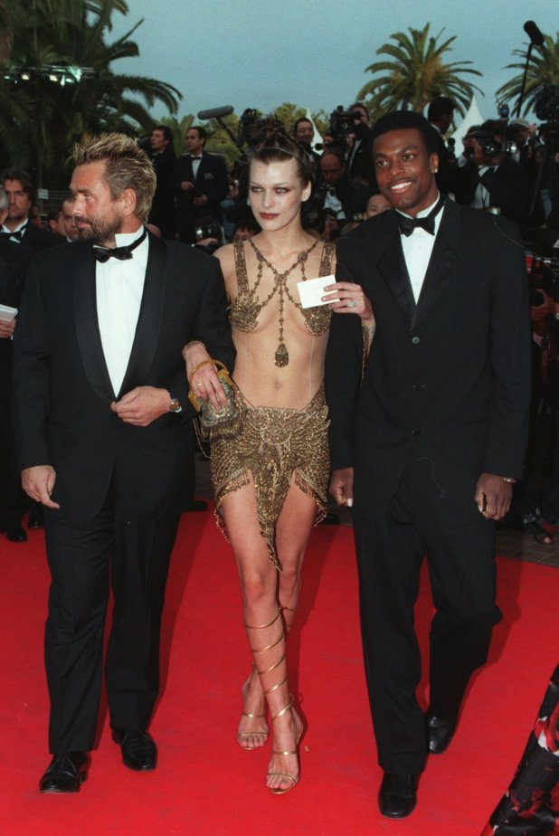 Milla Jovovich, Chris Tucker, Luc Besson