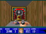 'Wolfenstein 3D' screenshot