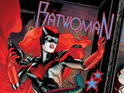 JH Williams unveils his work on the cover for Batwoman #12.