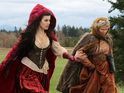 Meghan Ory becomes a series regular on ABC's fantasy series Once Upon a Time.