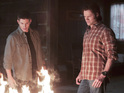 The penultimate episode of Supernatural's seventh season in pictures.