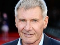 The Star Wars actor will play a veteran newscaster in Will Ferrell sequel.