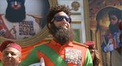 Sacha Baron Cohen brings The Dictator to the Cannes Film Festival.
