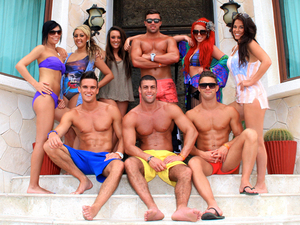Geordie Shore in Cancun