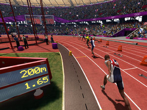 London 2012 - The Official Videogame of the Olympic Games - Screenshot
