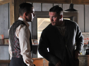 Tom Hardy, Shia LaBeouf, Lawless