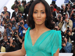 Madagascar 3: Europe's Most Wanted Cannes premiere: Jada Pinkett Smith