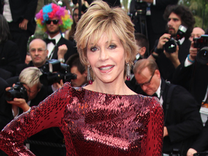 Madagascar 3: Europe's Most Wanted Cannes premiere: Jane Fonda