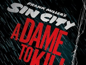 Sin City 2 teaser poster