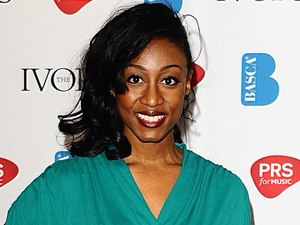 Beverley Knight at the 2012 Ivor Novello awards held at the Grosvenor House Hotel, London