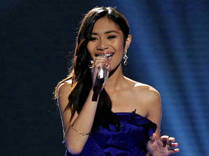 Jessica Sanchez dating fellow 'American Idol' star DeAndre