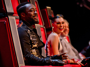 The Voice UK: The judges enjoy the performances.