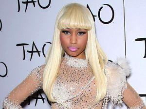 Nicki Minaj, nude catsuit