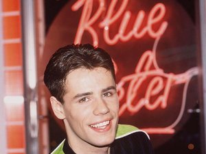 Richard Bacon, Blue Peter