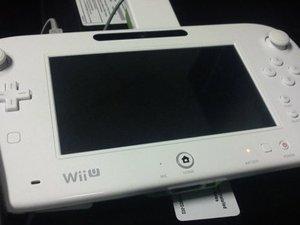 Wii U revised controller