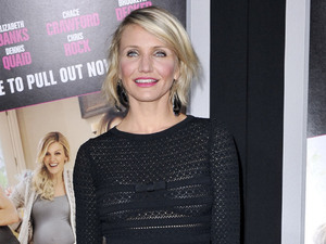 Cameron Diaz The Los Angeles Premiere of 'What to Expect When You're Expecting' - Arrivals Los Angeles
