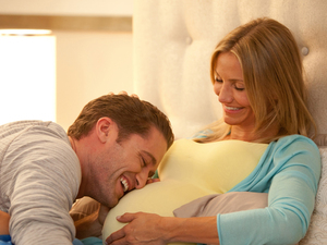 What to Expect When You're Expecting, Matthew Morrison, Cameron Diaz