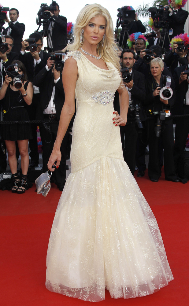 Madagascar 3: Europe's Most Wanted Cannes premiere: Victoria Silvstedt