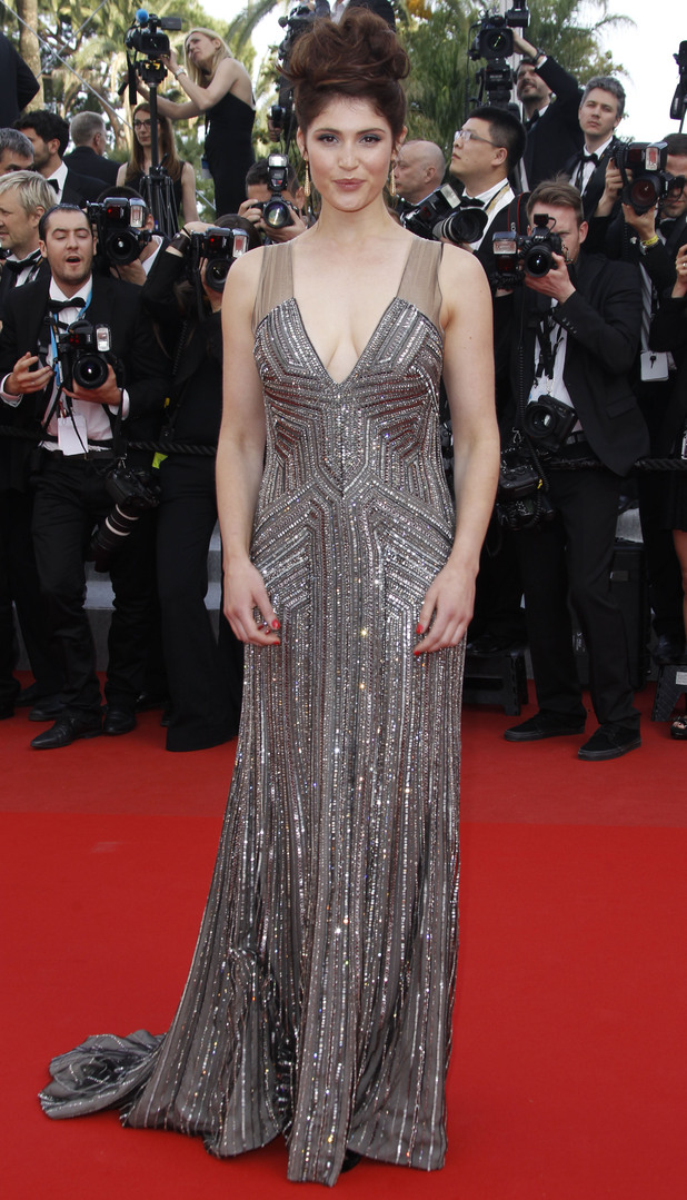 Madagascar 3: Europe's Most Wanted Cannes premiere: Gemma Arterton.