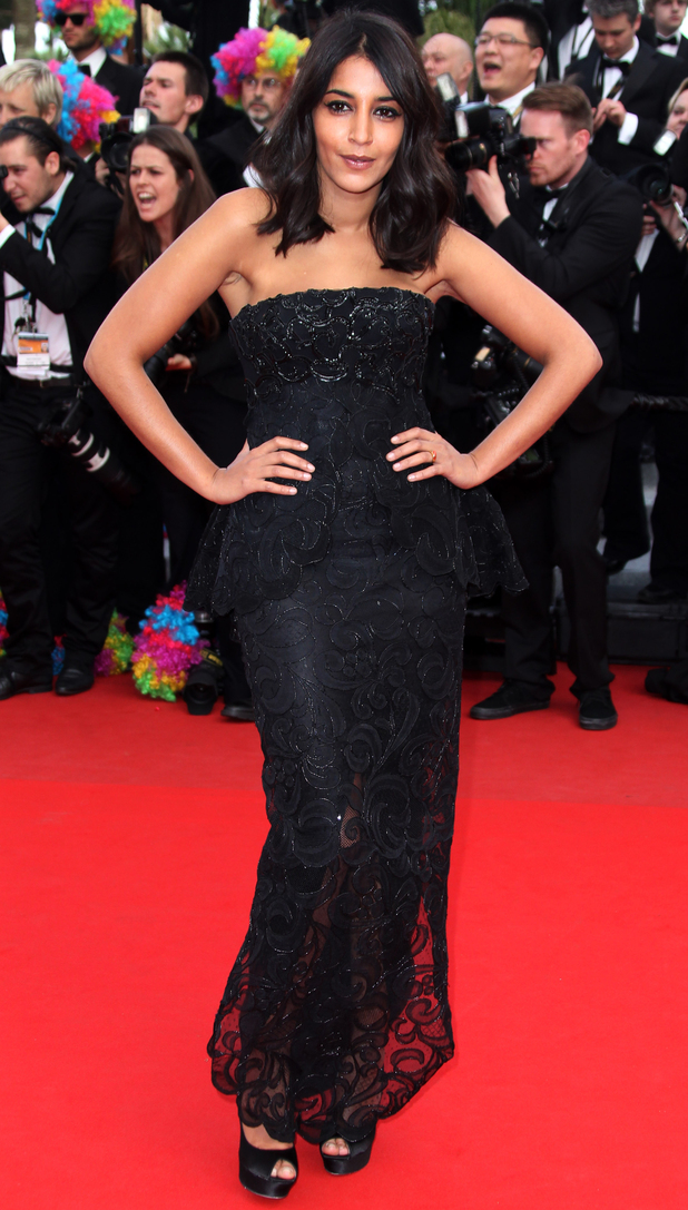 Madagascar 3: Europe's Most Wanted Cannes premiere: Leila Bekhti