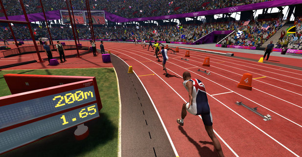 Gaming Review: London 2012 - The Video Game
