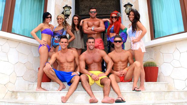 Geordie Shore in Cancun