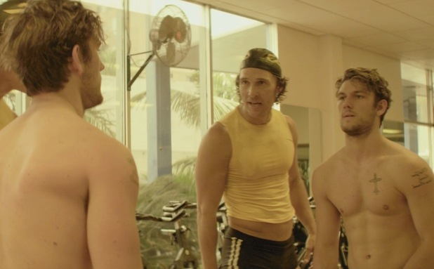 Matthew McConaughey, Alex Pettyfer