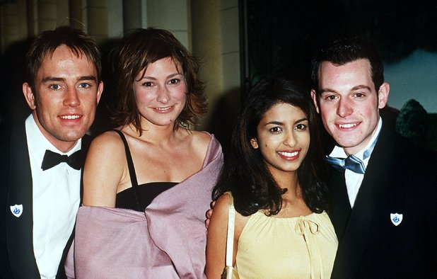 Simon Thomas, Konnie Huq, Matt Baker and Liz Barker.